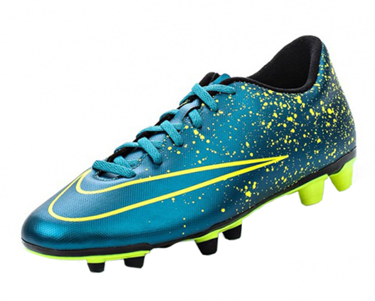 7c58a050030 Nike Mercurial Vortex II FG - Squadron Blue Volt RC - Cheap Nike Football  Boots Sale