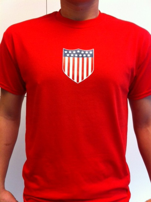 Team USA T - Red