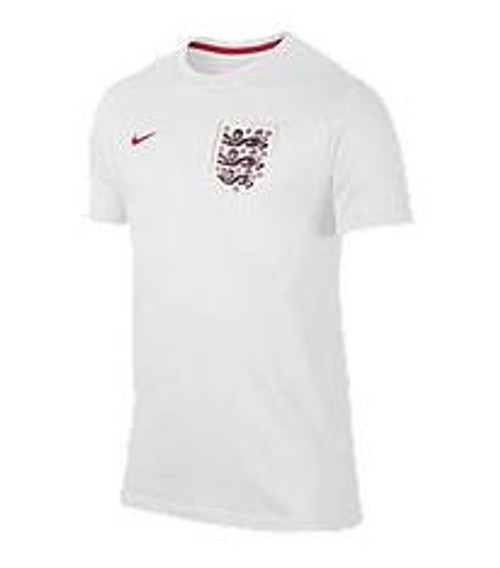 Nike England Core T - White