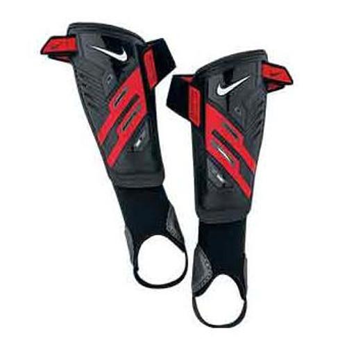 Nike Protegga Shield Shin Guard - Black/Red