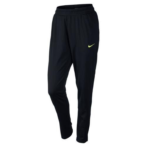 Nike WMNS Soccer Knit Pant - Black/Volt