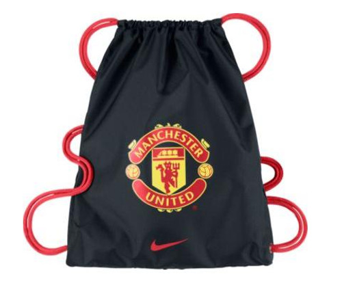 Nike Man U Gymsack 3.0 - Black/Red