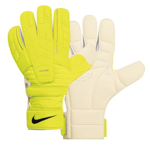 Nike Confidence GK Gloves - Volt/White (122417)