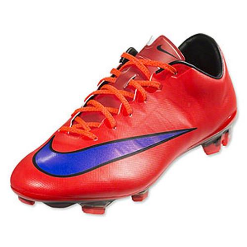Nike Mercurial Veloce II FG - Bright Crimson/Persian Violet RC (1/11/18)