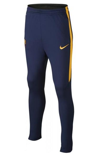 Nike Boys FCB Strike Tech Pants - Loyal Blue/Gold