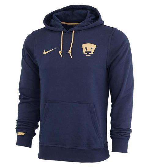 Nike Pumas Core Hoody - Obsidian/Gold