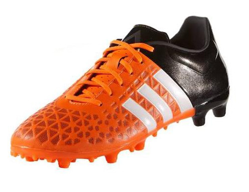 adidas ACE 15.3 FG/AG - Solar Orange/White/Core Black RC (43017)