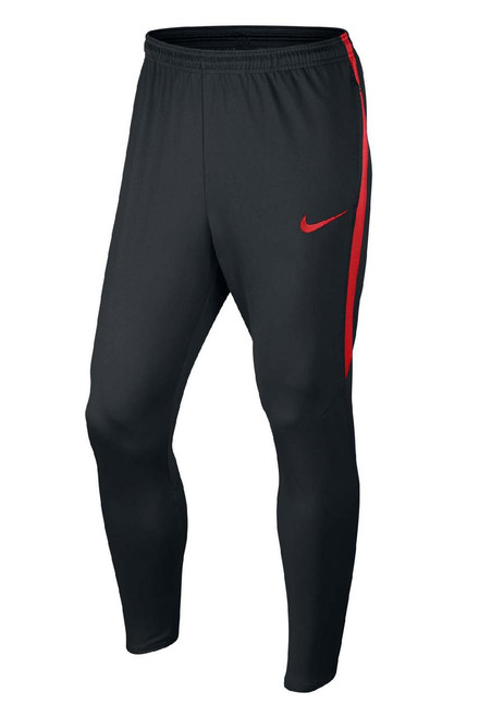 Nike Strike Tech CR7 Warm Up Pants  - Black/Light Crimson