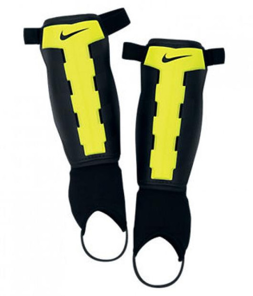 Nike Charge Shinguard - Black/Volt
