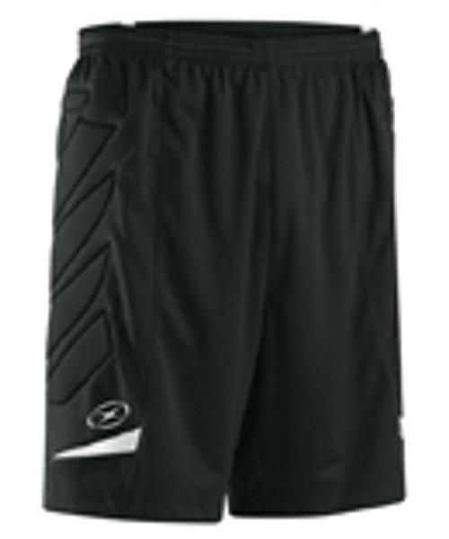 Milan SC Academy GK Shorts - Xara Classico - Black/White