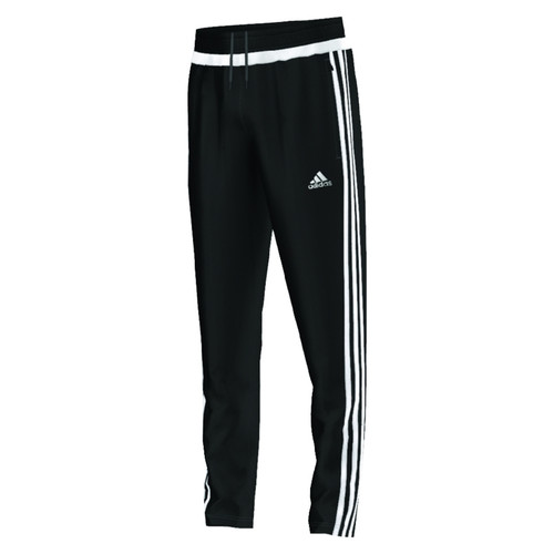 adidas Tiro 15 Women Training Pants - Black/White/Black SD (12718)