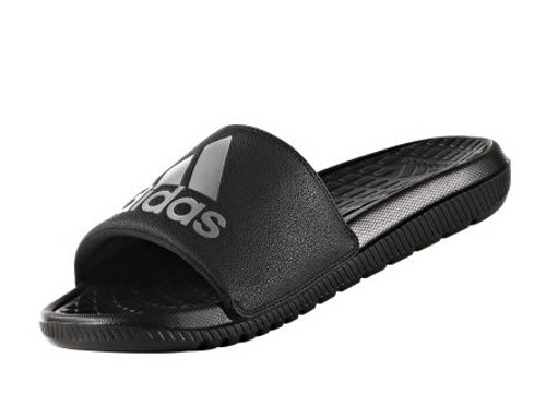 adidas Voloomix Slide Sandals - Black/White