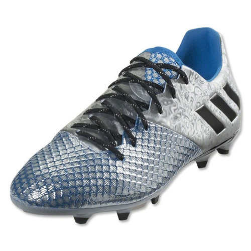 adidas Messi 16.2 FG - Silver/Blue RC (121717)