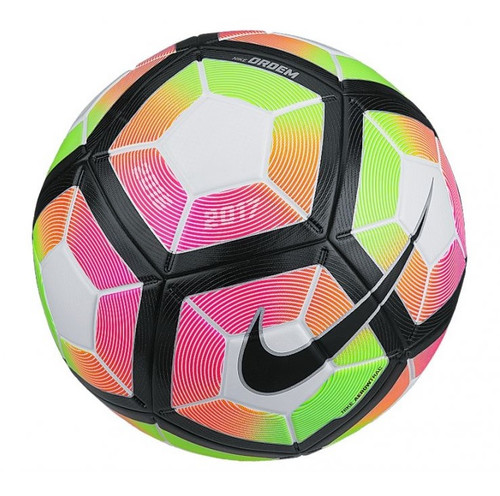 Nike Ordem 4 Ball - White/Pink/Volt (41518)