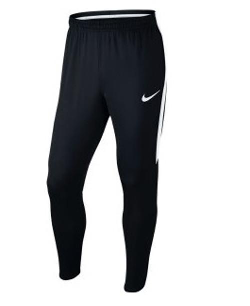 Nike Mens Dry Squad Pants - Black/White