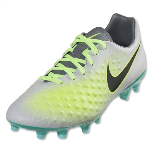 Nike Magista Onda II FG - Pure Platinum/Black/Ghost Green