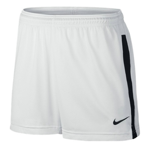 Nike Academy Knit Shorts - White