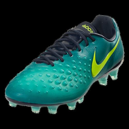 Nike Magista Opus II FG - Teal/Volt