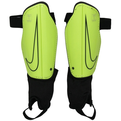 Nike Youth Charge 2.0 Shin Guard - Volt/Black