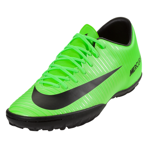 Nike Jr. MercurialX Victory VI TF - Electric Green/Flash Lime/White/Black (21017)