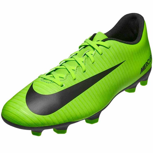Nike Mercurial Vortex III FG - Electric Green/Flash Lime (112017)
