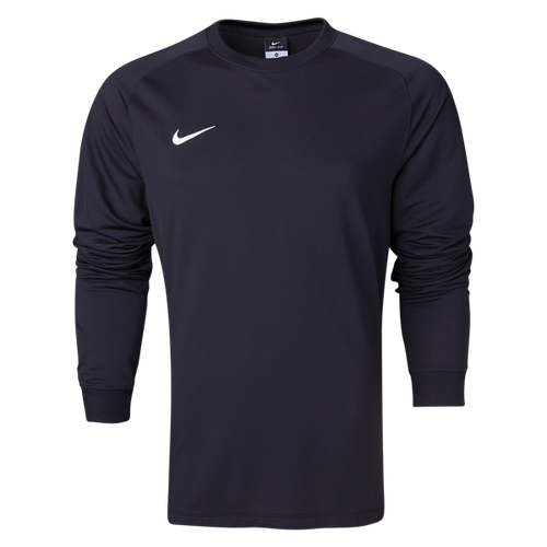 Nike Long Sleeve Park Goalie II Jersey- Black