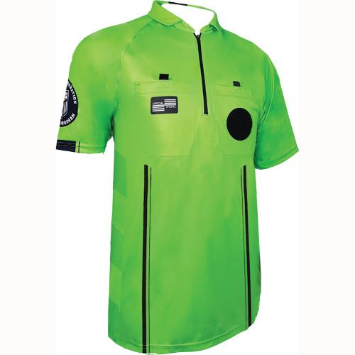 USSF Pro Green SS Shirt