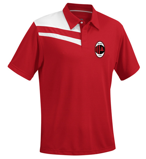 Milan Academy Xara Rio Polo - Red/White