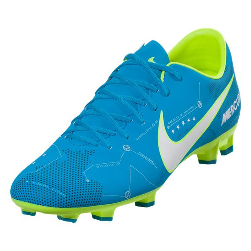 Nike Mercurial Victory VI Neymar Jr FG - Blue Orbit/White/Blue Orbit/Volt (10517)