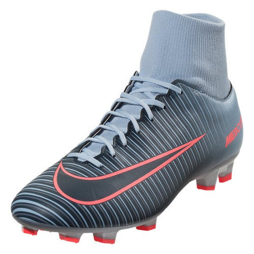Nike Mercurial Victory VI DF FG - Light Armory/Armory Navy RC (41018)