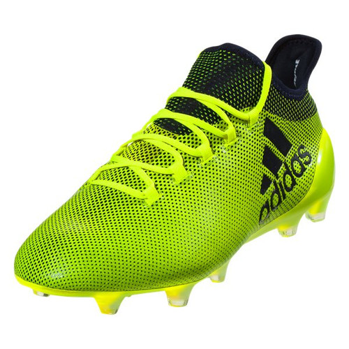 adidas X 17.1 FG - Solar Yellow/Legend Ink (10717)