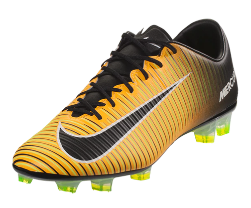 Nike Mercurial Veloce III FG - Laser Orange/Black/White/Volt SD (3618)
