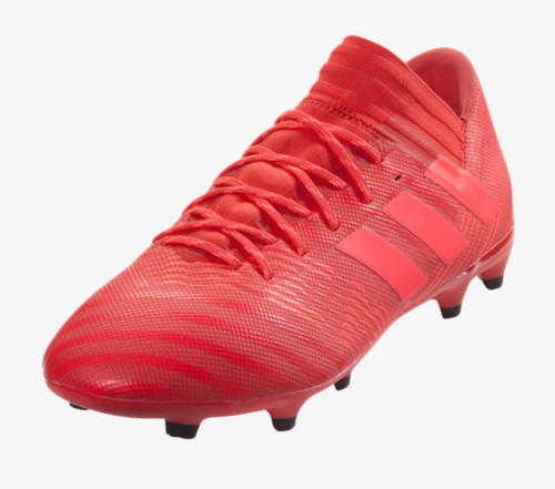 Adidas Nemeziz 17.3 FG - Real Coral/Red Zest/Core Black (2518)