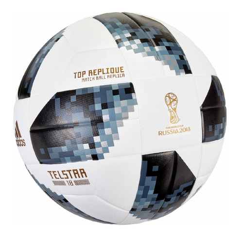 Adidas Fifa World Cup 2018 Replica Match Ball - White/Black (52818)