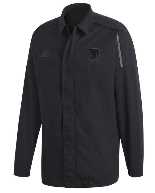 Adidas Argentina Z.N.E Anthem Jacket - Black (52818)