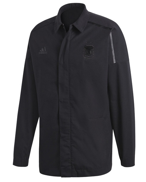 Adidas Argentina Z.N.E Anthem Jacket - Black (52818)