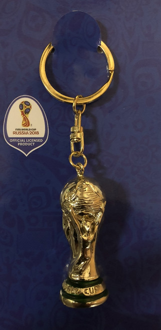 World Cup 2018 Trophy Key Chain