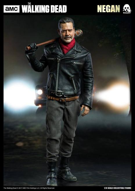Jeffrey Dean Morgan Walking Dead Negan 1:6 Scale Figure