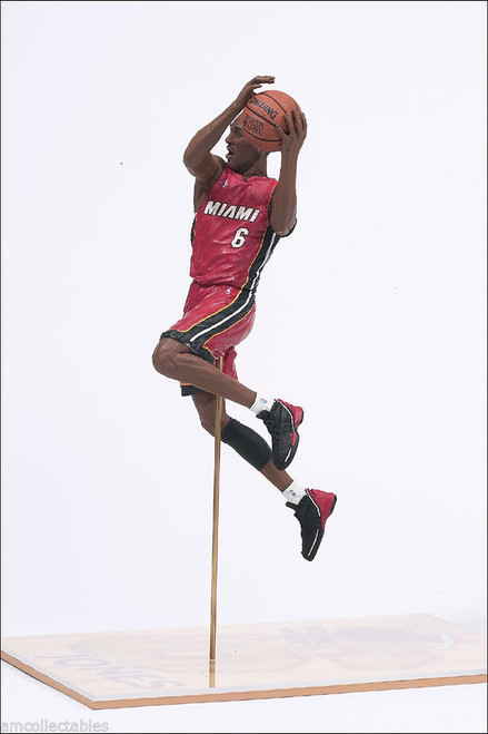 McFarlane NBA 3 - Miami Heat - Eddie Jones - Figure