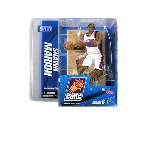 McFarlane Sportspicks: NBA Series 8 Shawn Marion Action Figure
