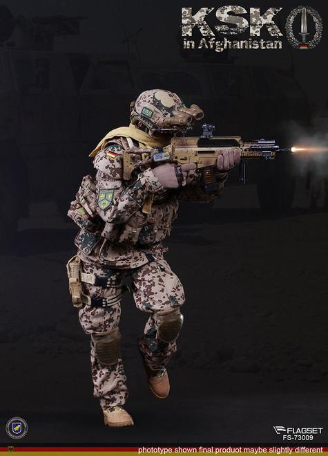 Sixth Scale KSK Kommando Spezi Afghan Assaulter
