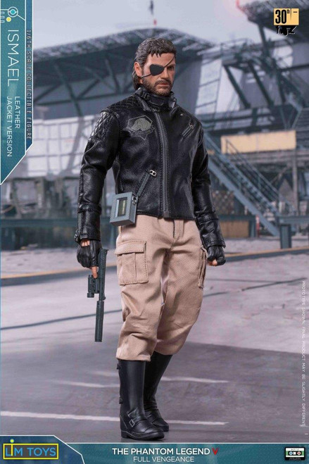 1/6 Figure LIM Toys Ismael Regular Phantom Legend