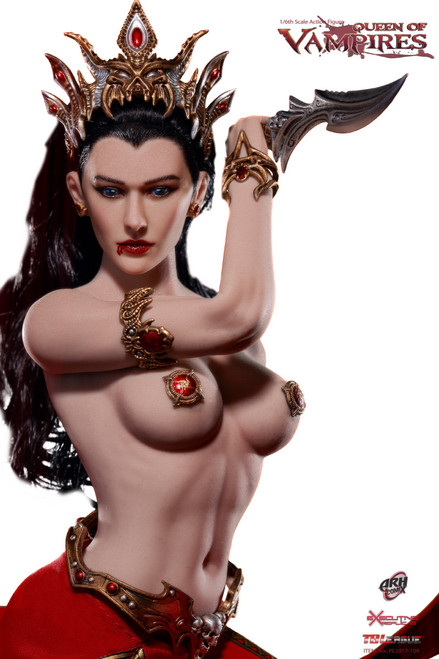 TBLeague Phicen1/6th Arkhalla Queen of Vampires