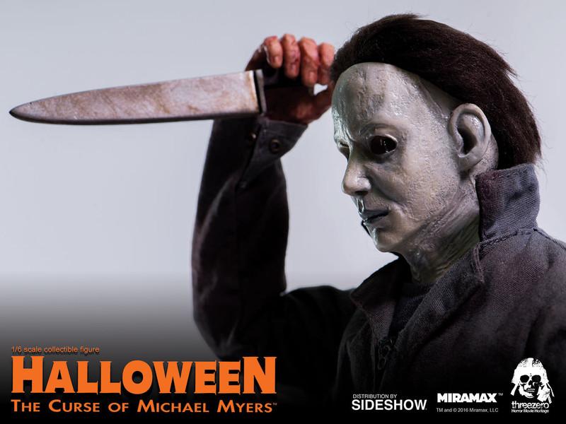 ThreeZero Halloween 6: The Curse of Michael Myers Sixth Scale Action Figure