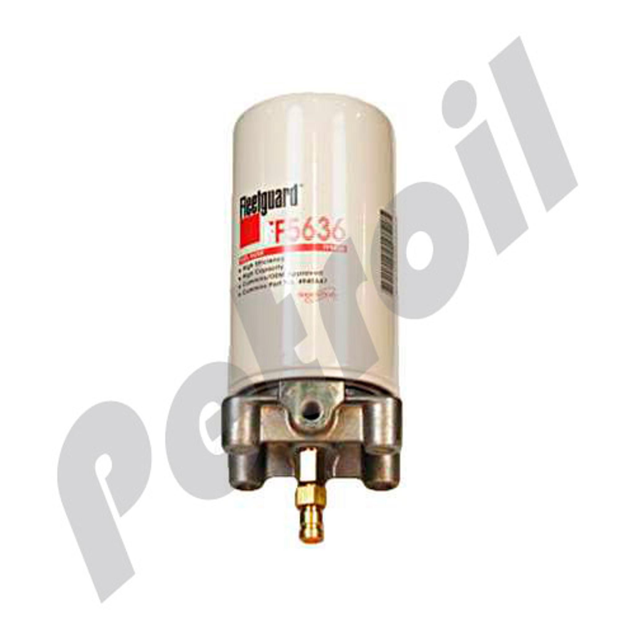 Fleetguard Fuel Filter Part # FF5686