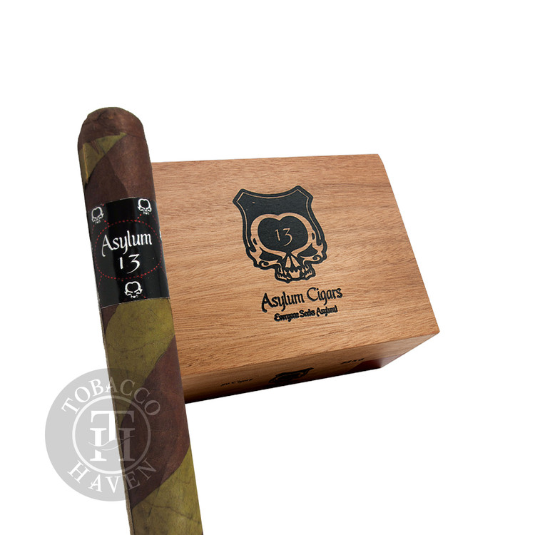 Asylum 13 - Ogre Cigars - 8X80 (Count of 21)