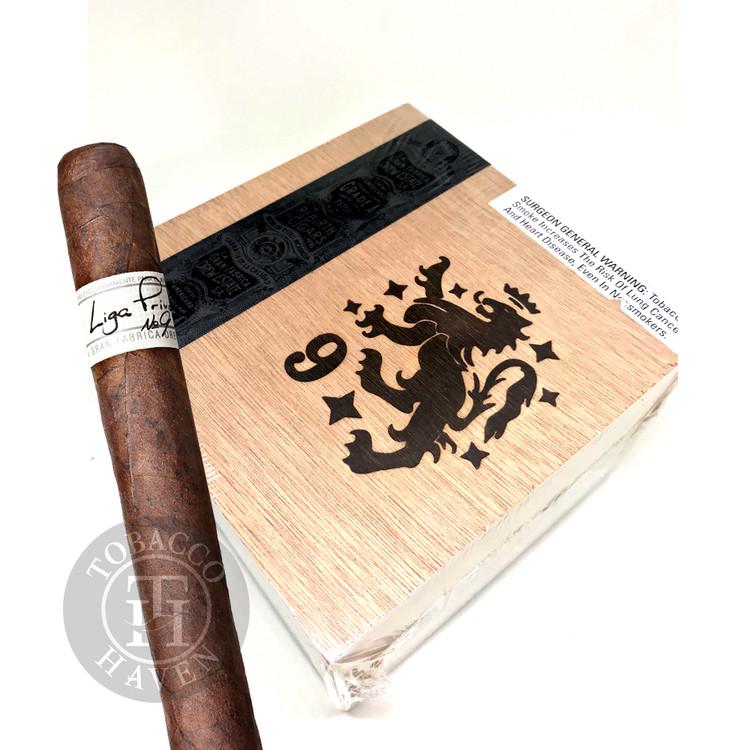 Liga Privada 9 (Drew Estate) Belicoso Cigars (Box of 24)