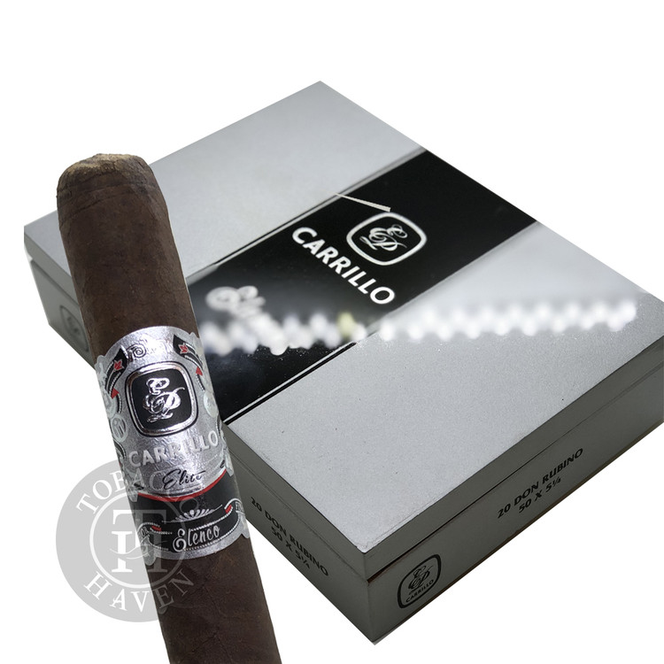 E.P. Carrillo Elencos Don Rubino Cigars (Box)