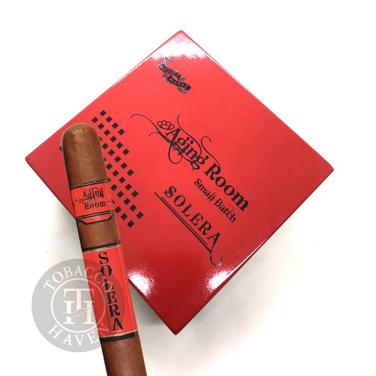 Aging Room Festivo Solera  Corojo Cigars (Box of 21)
