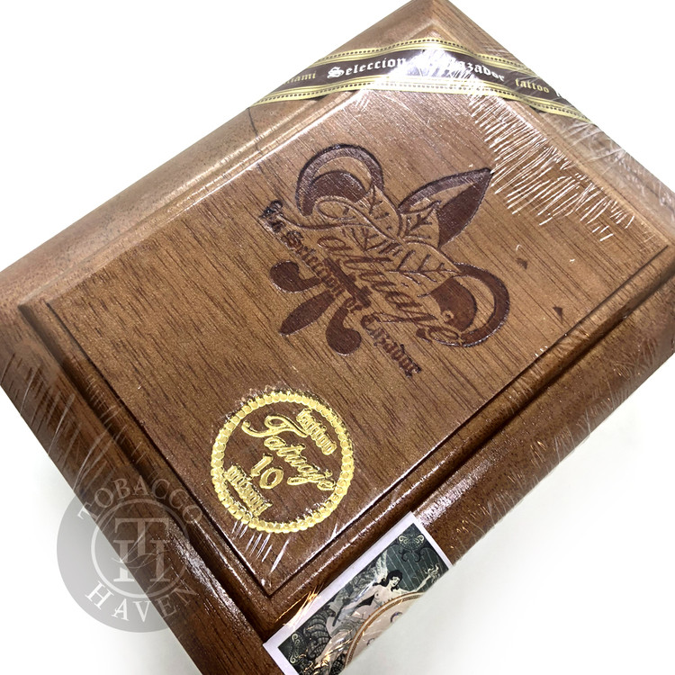 Tatuaje Bon Chasseur Original Release 2013 with Gold Foil Cigars (Box)